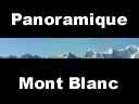 alpes192: Panoramique de la chaine du Mont Blanc