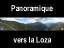 alpes327: Panoramique vers la Loza - 2376 m