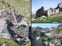 sept laux.18: Ruines du chalet des deux ruisseaux ? 1990 m