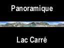 sept laux.36: Panoramique depuis le barrage du lac Carré ? 2132 m