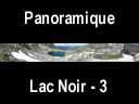 sept laux.39: Panoramique du lac noir et chalet EDF