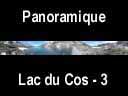sept laux.78: Panoramique lac du cos et lac Cottepens