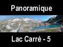 sept laux.95: Panoramique du lac Carré