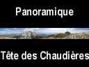 vercors.57: Panoramique de la Tête des Chaudières - 2029 m