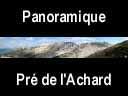 vercors.80: Panoramique au Pré de l'Achard