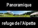 chartreuse148: Panoramique aux cabanes de l'Alpette - 1500 m