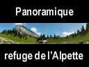 chartreuse151: Cabane de l'Alpette (berger) et le Granier