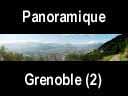 chartreuse310: Panoramique sur Grenoble