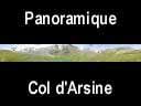 oisans149: Panoramique du col d'Arsine - 2348 m