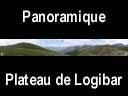 pyrenees0165: Panoramique sur le plateau d?Ardakhotchia / Logibar