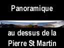 pyrenees0209: Panoramique au sommet des pistes d?Arette la Pierre Saint Martin