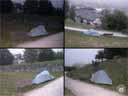 pyrenees0401: Cauterets ? Bivouac dans un jardin public