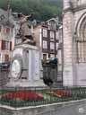 pyrenees0405: Cauterets ? l?église