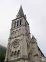 pyrenees0406: Cauterets ? l?église
