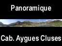 pyrenees0428: Panoramique à la cabane d?Aygues Cluses ? 2150 m