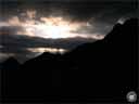 pyrenees0437: Le soir tombe sur le col de Madamète