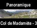 pyrenees0441: Panoramique au col de Madamète ? vue sur la réserve de Néouvielle