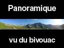 queyras275: Panoramique du bivouac