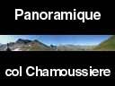 queyras286: Panoramique au col de Chamoussière - versant Saint Véran