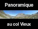 queyras313: Panoramique au col Vieux ? 2806 m
