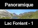 queyras322: Panoramique au lac Foréant ? Queyras