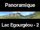 queyras345: Panoramique au lac des Egourgéou ? 2394 m