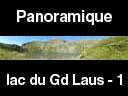 queyras428: Panoramique au lac du Grand Laus ? 2579 m