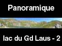 queyras430: Panoramique au lac du Grand Laus ? 2579 m