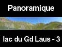 queyras434: Panoramique au lac du Grand Laus ? 2579 m