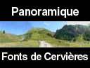 queyras479: Panoramique aux Fonts de Cervières ? vers le col du Marlif à gauche, et le col de Péas à droite