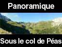 queyras494: Panoramique sous le col de Péas ? Queyras