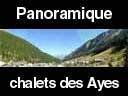 queyras543: Panoramique aux chalets des Ayes ? 1711 m ? GR5