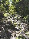 vercors063: Sentier près du canyon des Erges