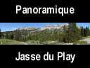 vercors096: Panoramique après la Jasse du Play